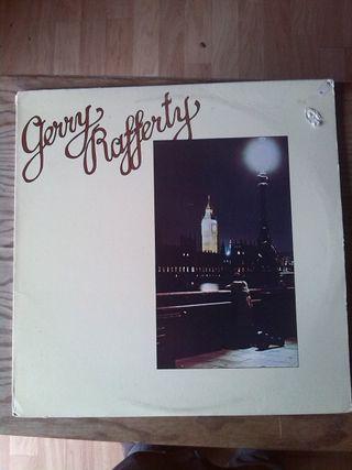 GERRY RAFFERTY - GERRY RAFFERTY LP