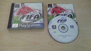 Fifa 2000 PS1 / PSX Seminuevo