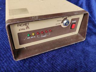 Centralita de alarma Fichet