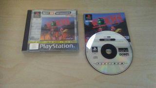 Worms PS1 / PSX Seminuevo