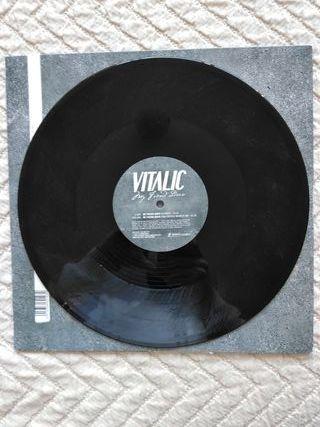Vinilo Vitalic - My friend Dario