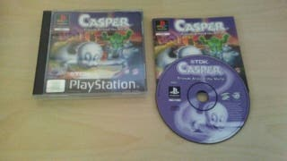 Casper Friends Around The World PS1 / PSX Seminuev