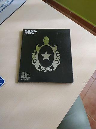 Disco de Maldita Nerea