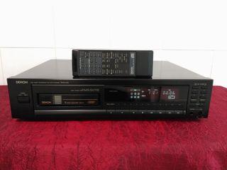 Reproductor cd múltiple Denon DCM-450