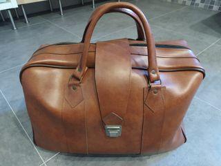 Bolsa viaje vintage