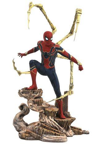 Figura Iron Spiderman Marvel Gallery Infinity War