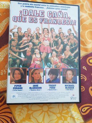 Peliculas dvd dale caña que es francesa