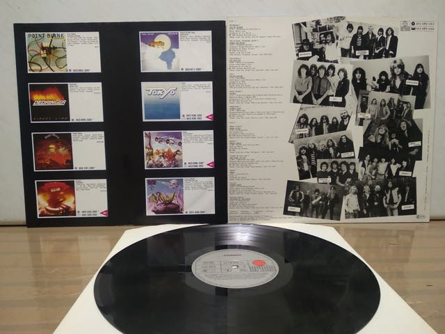 Hammer - 80's Heavy Metal Hits 1981 GER