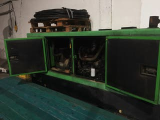 Generador eléctrico HIMOINSA