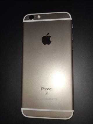iPhone 6s con la bateria nueva