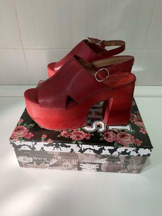Zapatos tacón Jeffrey Campbell