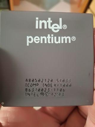 procesador intel pentium 1 120mhz