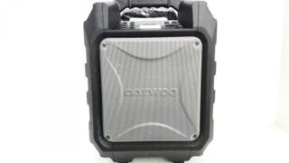 Altavoz Karaoke Daewoo DSK-390 B 95934