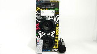 Altavoz Bluetooth Biwond Joybox Karaoke Band 94421