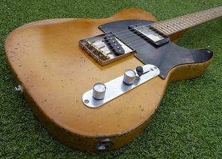 Fender Telecaster Boutique de luthier
