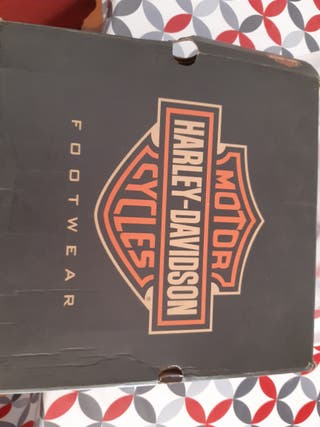botas Harley Davidson