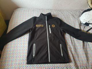 chaqueta yamaha moto racing