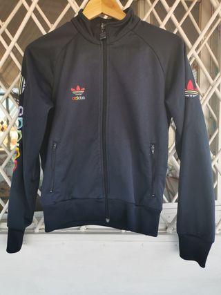 Adidas Originals chaqueta vintage mujer 38 de segunda mano ...