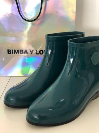Bimba Y Lola Botas de agua