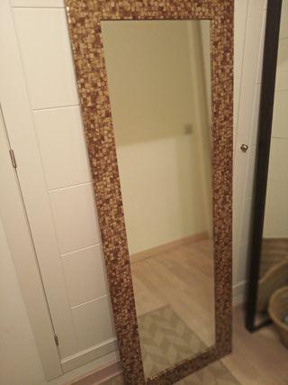 Espejo mural 157x57