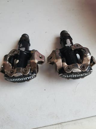 pedales automaticos shimano
