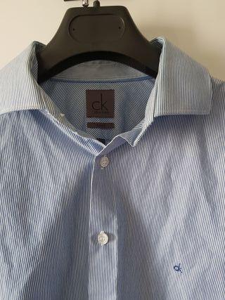 camisa Calvin Klein talla 42
