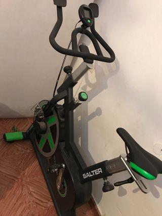 Bici spinning Salter 1590