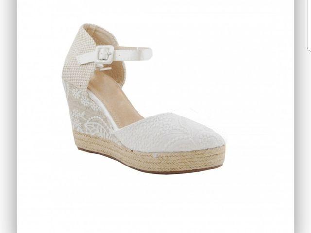 zapatos tacon novia