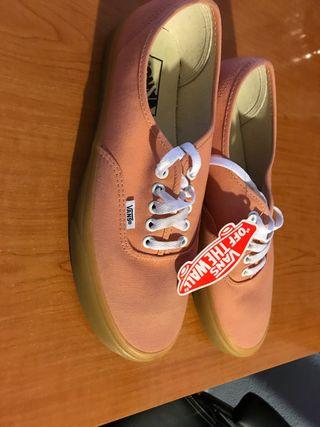 Zapatillas Vans originales de segunda mano por 40 € en Santa