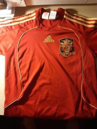 Spanish Team T-Shirt