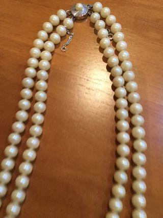 Collar de perlas Majórica