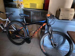 Bicicleta mtb scott 29 pulgadas
