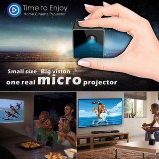 Mini proyector portátil UNIC P1 Láser DPL (pico)