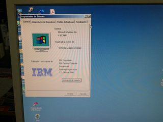 Ordenador IBM Torre NetVista