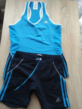 conjunto adidas (ropa deporte)