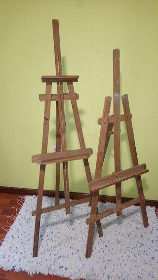 Atriles de madera