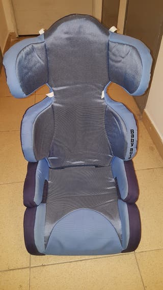 silla coche bebé baby auto grupo 2 de 15 a 25 kg