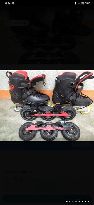 patines powerslide todoterreno