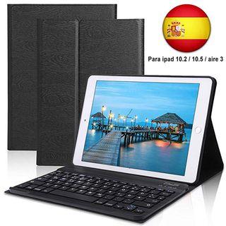 Funda con Teclado iPad Español NUEVO