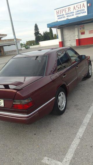 Mercedes-Benz W124 250D 1989