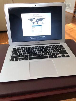 Ordenador portátil Apple MacBook Air 13 pulgadas