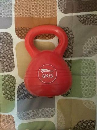 Kettlebell pesa CrossFit