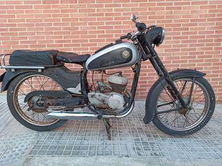 Ossa Palillos 1954