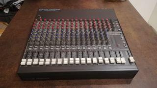 Mackie CR-1604 Mesa de mezclas, como nueva.