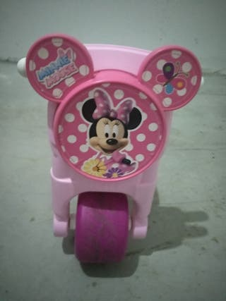 Correpasillos Feber Minnie Mouse