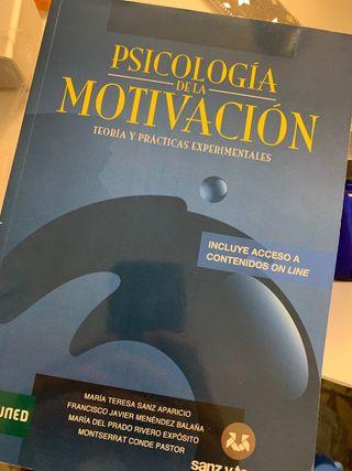 Psicología de la Motivación - UNED