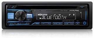 Radio de coche Alpine CDE-203BT