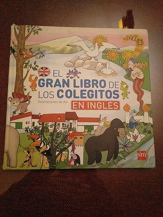 El Gran Libro de los Colegios en Ingles