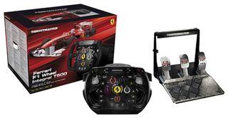 Pc Gaming + simulador Thrustmaster F1 T500