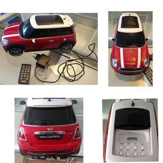 ALTAVOCES MINI COOPER PARA IPOD